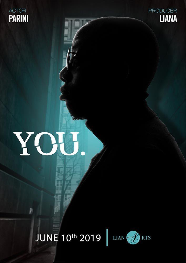 Affiche Film You (Graphiste LianArts)