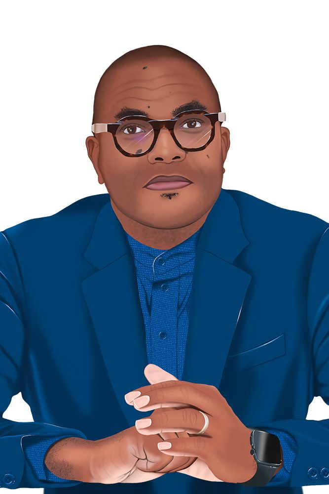 Illustration de Portrait LianArts - Pierre-Yves Chaubo