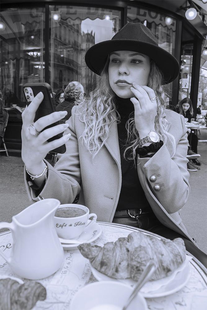 Photo Noir et Blanc LianArts