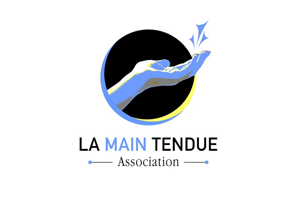 Logo La Main Tendue (Graphiste LianArts)