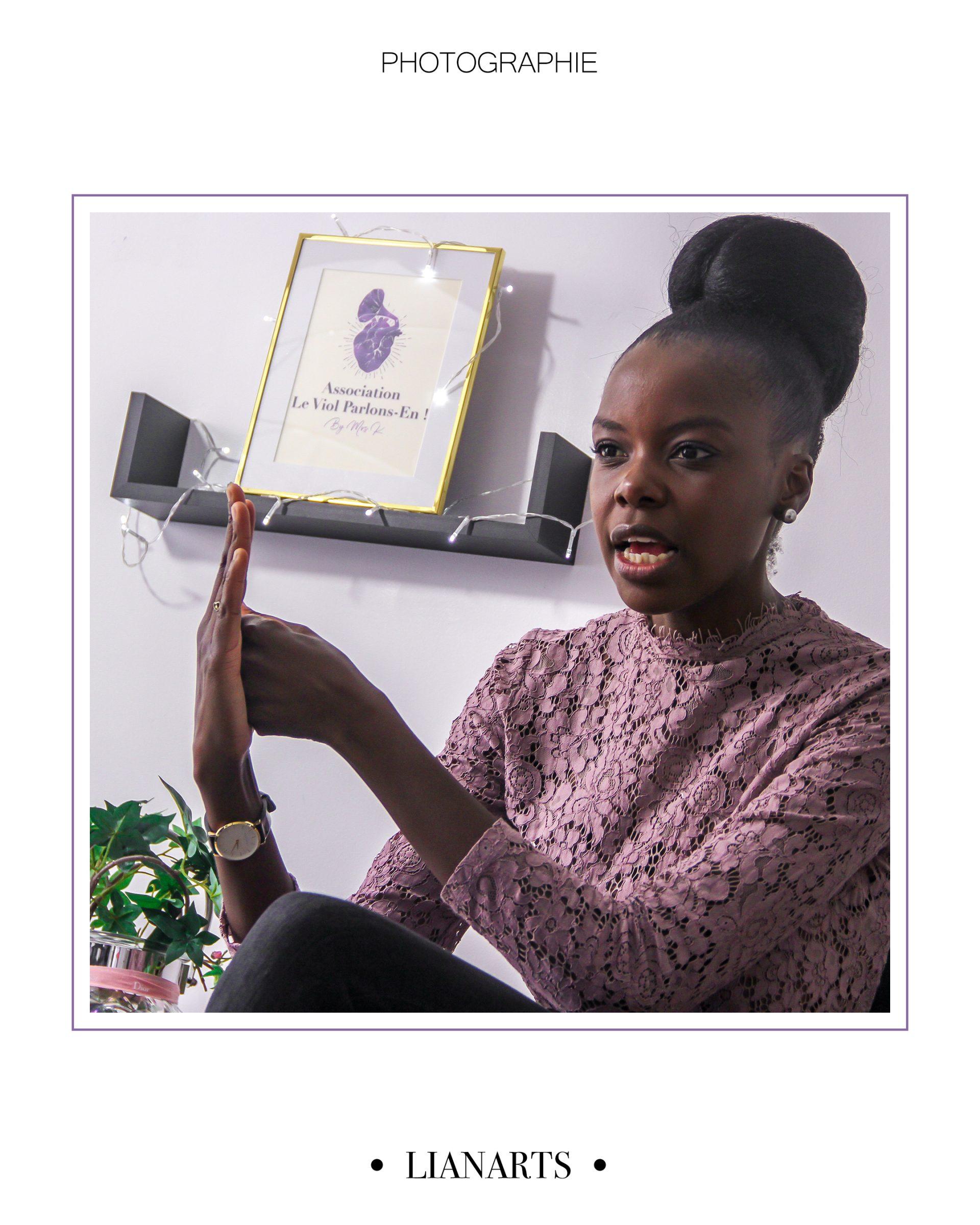 Projet - LVPE & ONU Femmes France - Création LianArts
